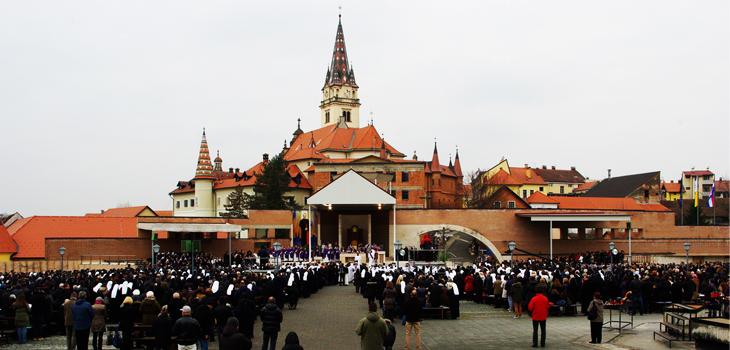 Marija Bistrica: Nacionalni susret Bogu posvećenih osoba [FOTO]