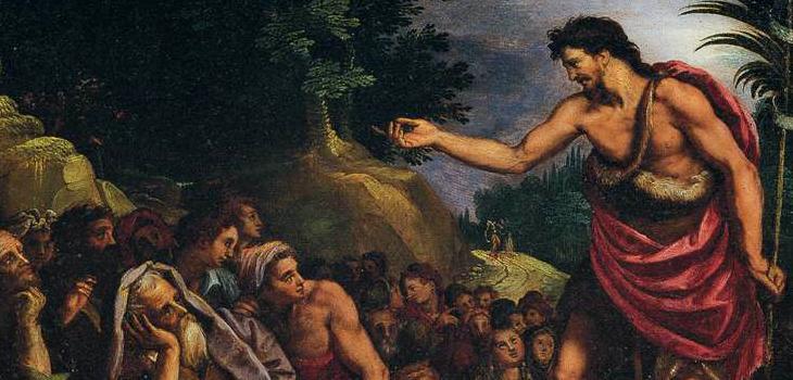 Krstitelj i farizeji