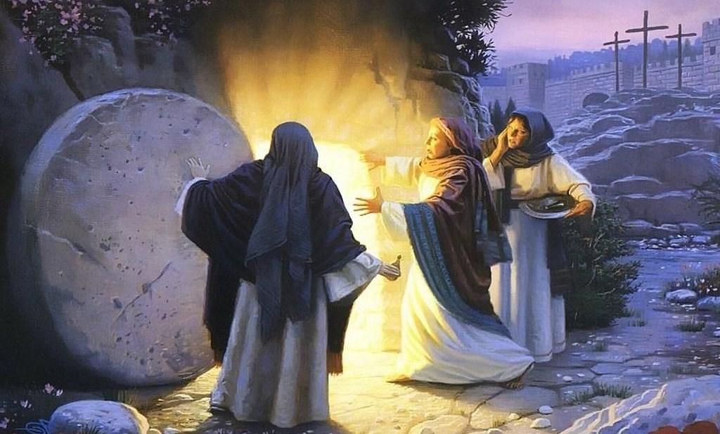 USKRSNUĆE GOSPODINA NAŠEGA ISUSA KRISTA