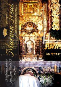 Marijin Trsat naslovnica