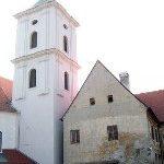 Osijek – Tvrđa – Samostan sv. Križa