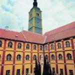 Varaždin – Samostan sv. Ivana Krstitelja