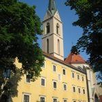 Zagreb – Kaptol – Samostan sv. Franje Asiškog