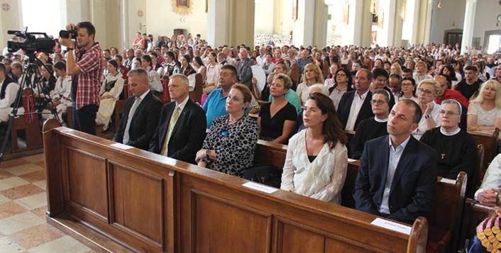 svečano misno slavlje u Salzburgu