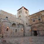 Jerusalem – Basilica SS.MO Sepolcro - Israel