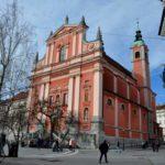 Ljubljana - Frančiškanski samostan Marijinega oznanjenja